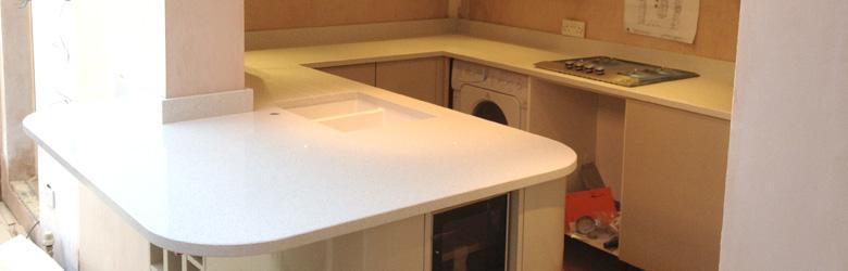 White Mirror Quartz Brentwood Essex